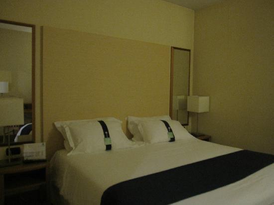 Holiday Inn Milan Linate : 房间内部