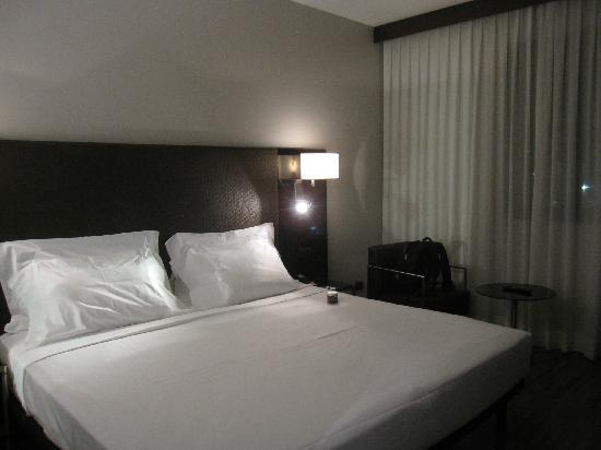 AC Hotel Brescia: 房间内部