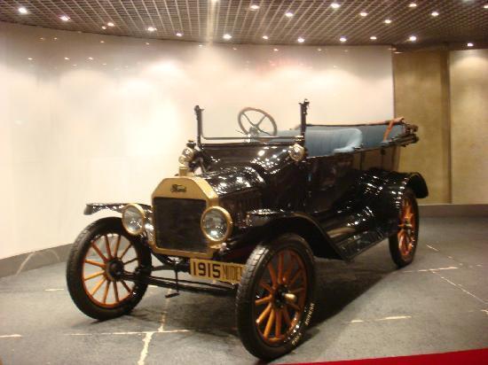 Grand Prix Museum : 1