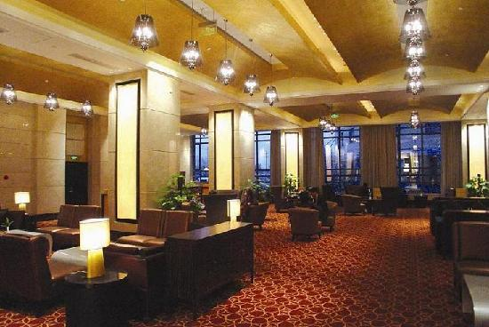 World Expo Hotel Zhejiang: 棕泉吧