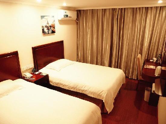 GreenTree Inn Tongling Yian North Road Caifu Square : 客房