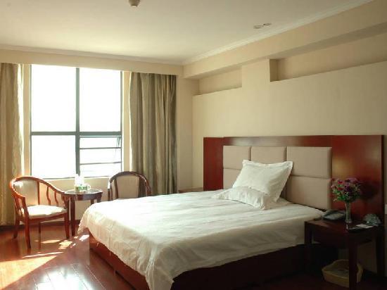 GreenTree Alliance Nanchang Honggutan Fenghuang Middle Avenue: 客房