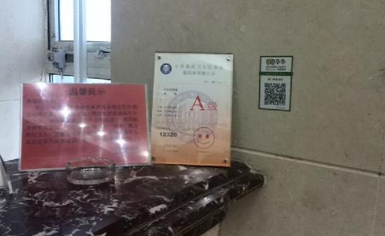 Guomen Business Hotel : 二维码