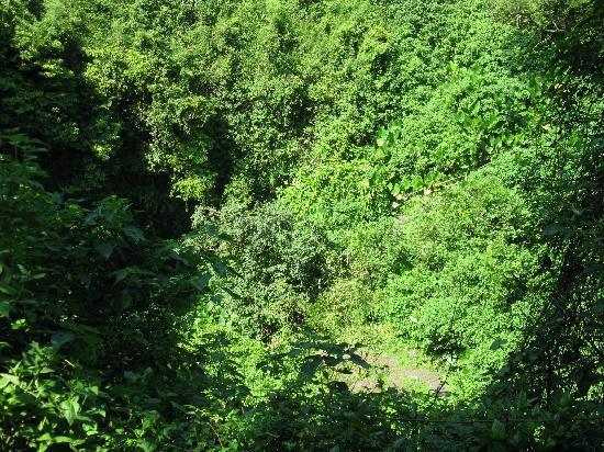 Huoshankou Forest Park: 火山口
