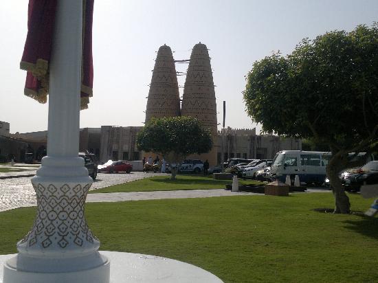 Katar: 标志建筑
