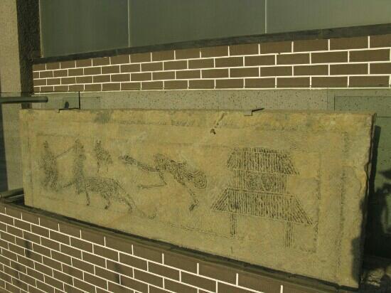 Xuzhou Han Dynasty Portrait Stones: 汉画像石