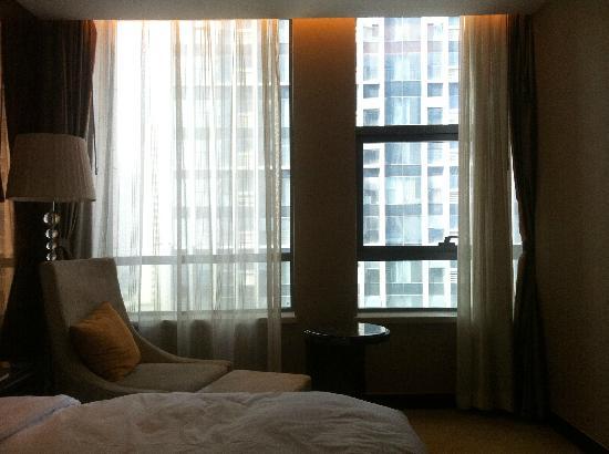 Hilton Nanjing: 双人间