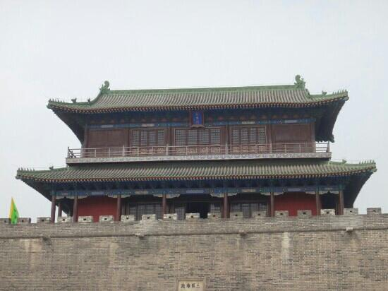 Zhengding Ancient City: 正定古城长乐门