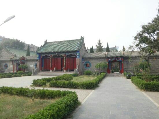 Kaifeng Mosque : 开封清真东大寺