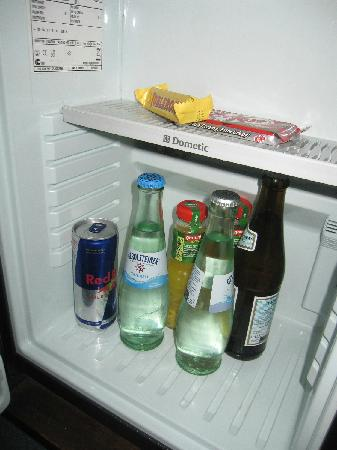 Holiday Inn Munich-South: mini bar