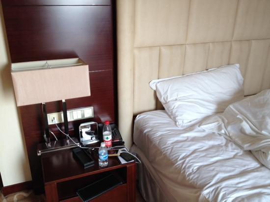 Sheraton Shanghai Hongkou Hotel: 豪华房