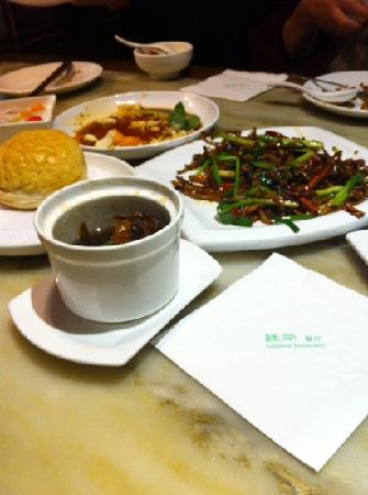 GreenTea Restaurant (ChaoYang City Joy)