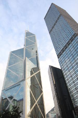 Bank of China Tower : 中银大厦