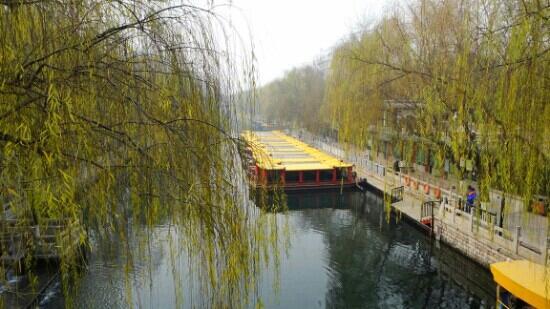 Ji'nan Huancheng Park: 环城公园