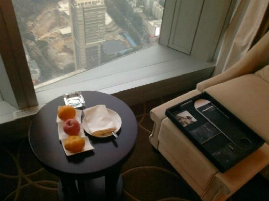 InterContinental Nanjing: FRUIT