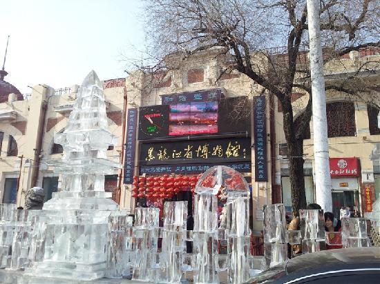 Heilongjiang Museum : 黑龙江省博物馆