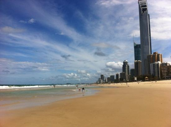 Peppers Soul Surfers Paradise : beach