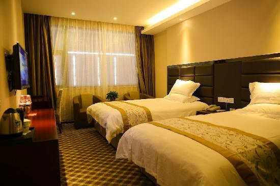 Hailun Baina Hotel: 商务标间