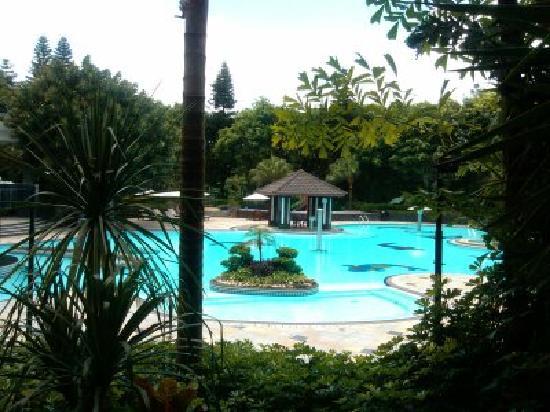 Mission Hills Resort Shenzhen: 酒店泳池