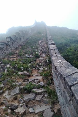 Yanqing Badaling Incomplete Great Wall: 残长城