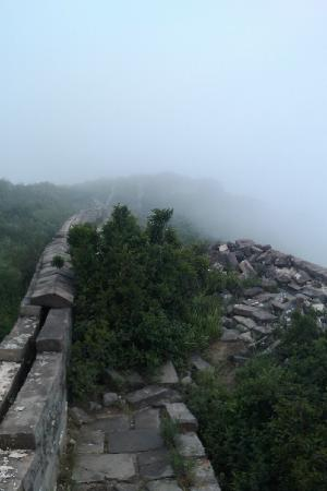 Yanqing Badaling Incomplete Great Wall : 残长城