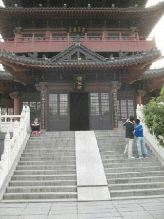 Qingfeng Pavilion: 清风