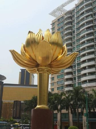 Lotus Square: 景点