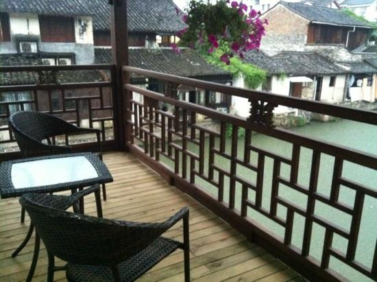 Jiaxing Ancient Town Tianning Scenic Resort : 景色
