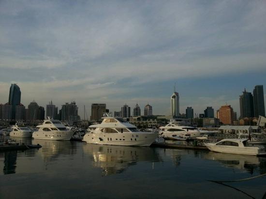 Qingdao Beach: 景观