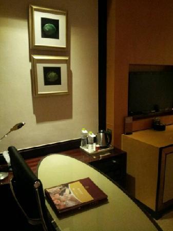 Ramada Plaza Weifang: 酒店