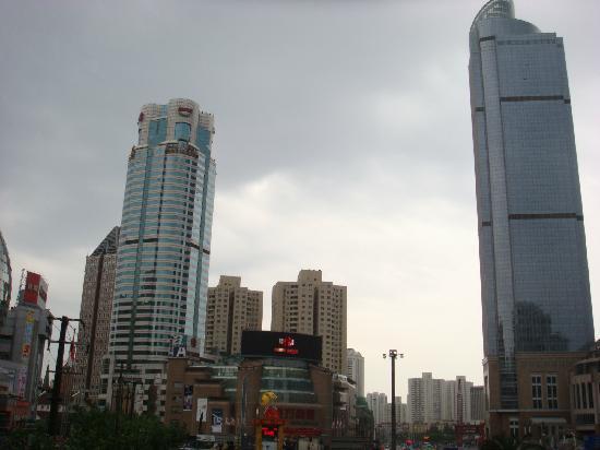 Xujiahui Business Circle: 2