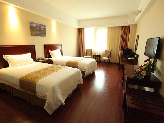 GreenTree Inn Liaocheng Shuguang Building Express Hotel