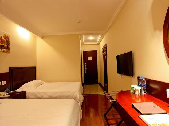 GreenTree Inn Hefei Economic Development Zone Convention and Exhibition Center Business Hotel: 客房