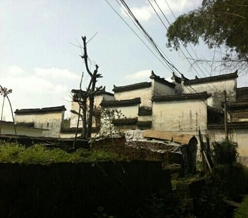 Sixiyan Village : 古朴的房子,走在这里非常有感觉,犹如进了画里