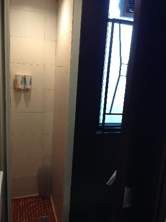Bridal Tea House Hotel Hung Hom - Winslow Street: 浴室