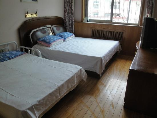 Ruoshuiju Hostel: 公寓4人间