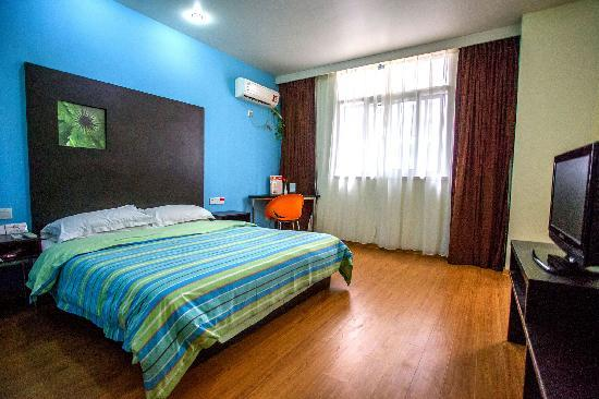 Super 8 Hotel Changzhou Tong Jiang