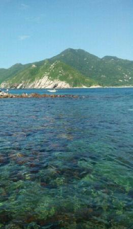 Xichong Beach: 西冲美景