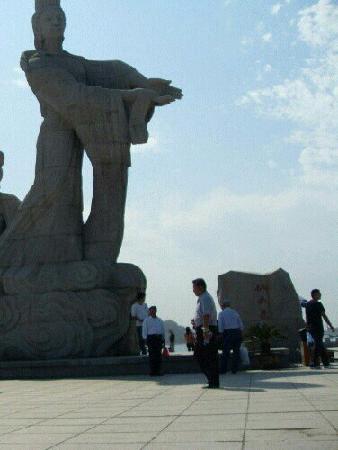Laohutan Scenic Park : 玉女