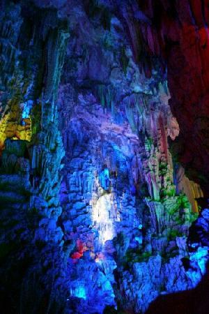 Reed Flute Cave (Ludi Yan): 洞