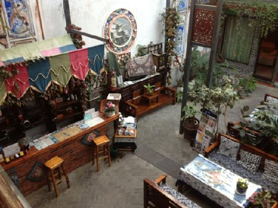 Xihe Yaju Inn: 漂亮的摆设