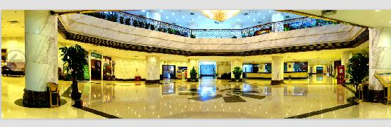 Hezhou International Hotel: 酒店大堂
