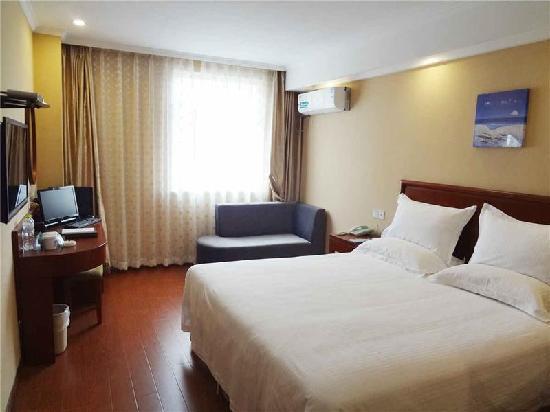 GreenTree Inn Zhenjiang Nanmenwai Street Beike Hotel