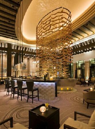 Sofitel Shanghai Sheshan Oriental : 大堂