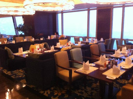 Shangri-La Hotel Chengdu: 豪华阁酒廊早餐
