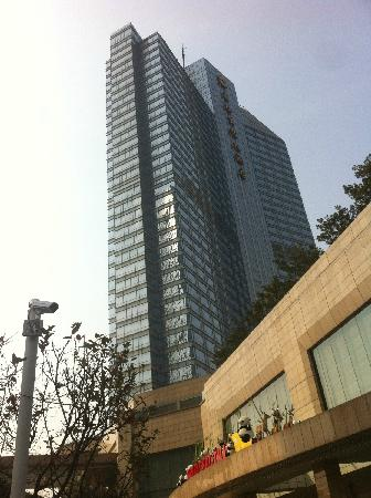 Shangri-La Hotel Chengdu: 酒店外观