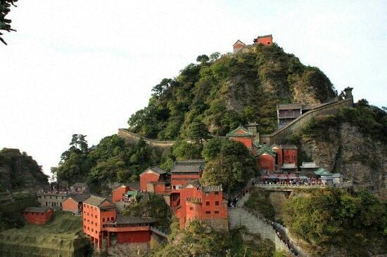 Wudang Mountain National Geopark: 武当山
