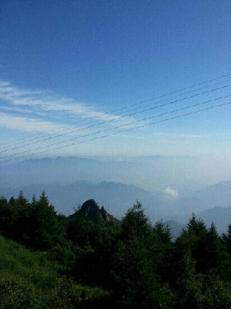 Wuling Mountain: 山