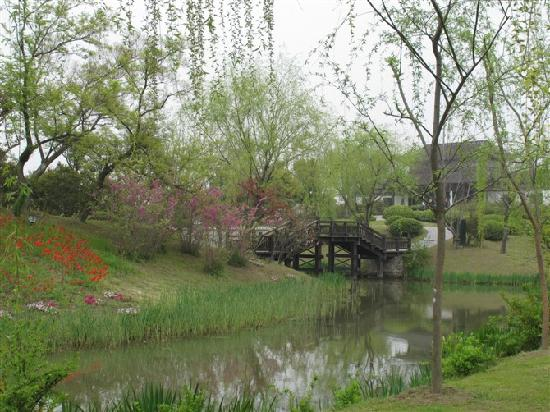Shouxi Lake (Slender West Lake): 瘦西湖