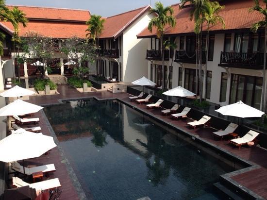 Anantara Angkor Resort: 泳池